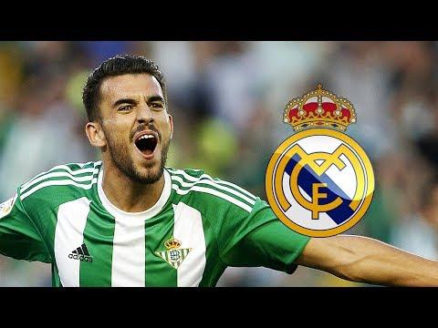 Dani Ceballos - Welcome to Real Madrid   Skills/Goals/Assists 2017