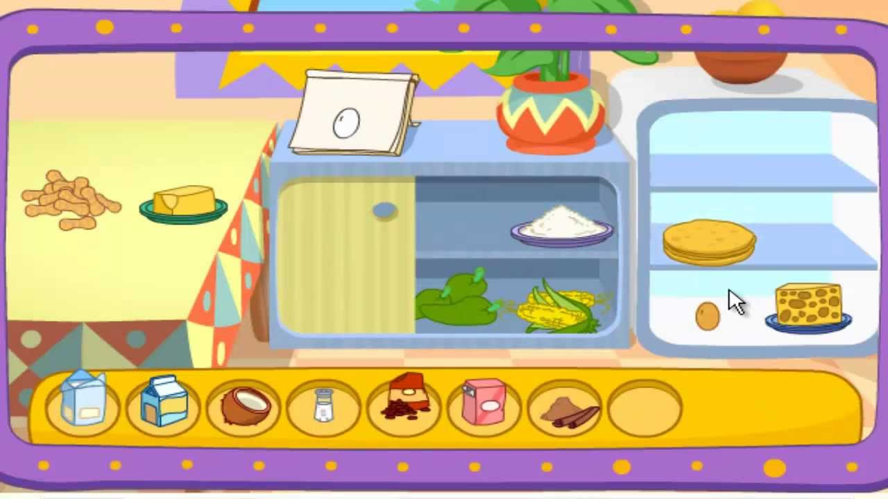 Dora The Explorer 3D - Dora Cooking in The Kitchen 20 minutes - YouTube