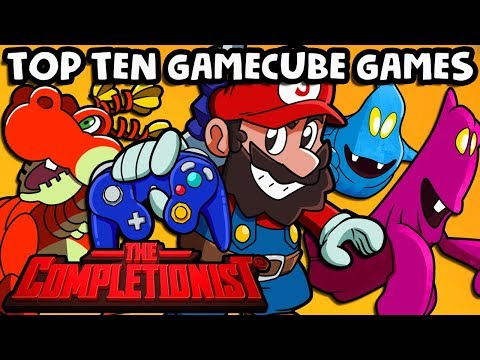 Top 10 GameCube Games | The Completionist