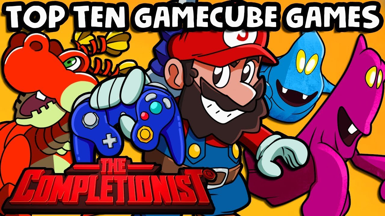 Top 10 Gamecube Games The Completionist
