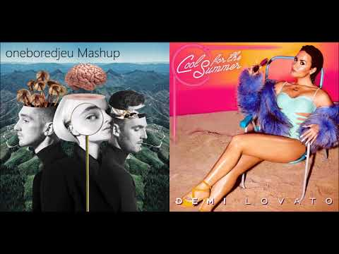 Cool Baby - Clean Bandit Feat. Marina & Luis Fonsi Vs. Demi Lovato (Mashup)