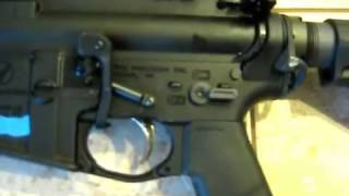 "Spikes Tactical 16"" Magpul Ar-15 Build"