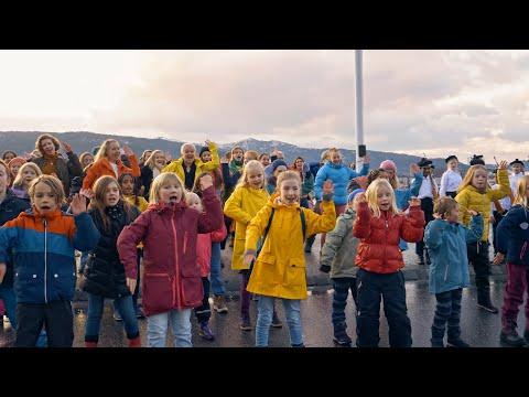 """Bergen950 - Ny bergenssang - """"Vi e' Bergen!"""""""