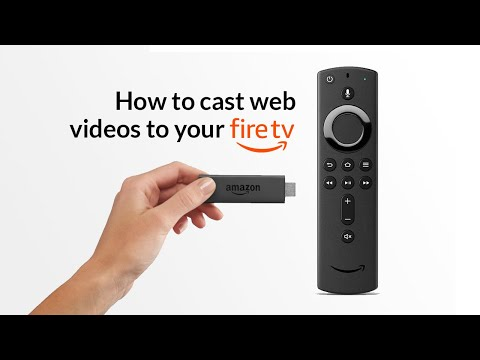 Fire TV: Stream free movies, videos and live tv from iPhone / iPad / Android