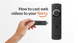 How to: Stream online videos from iOS to Fire TV