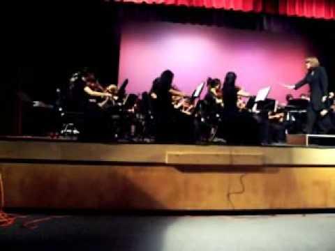 Centennial High School Orchestra-1-a.wmv