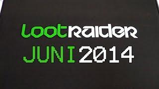 Ausgepackt ★ LootRaider Juni 2014 ★ | DerNephias