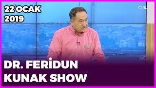 Zapętlaj Dr. Feridun Kunak Show - 22 Ocak 2019 | Kanal 7