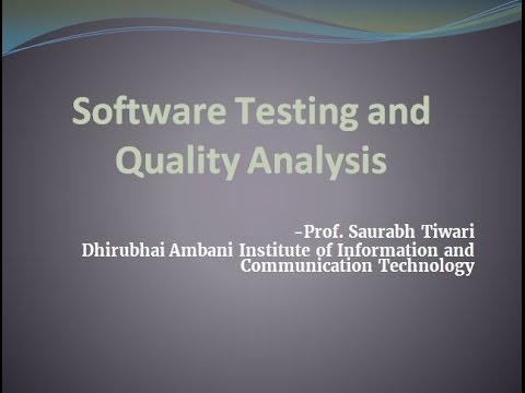 Software Testing and Quality Analysis - Comparison between TestNG vs JUnit