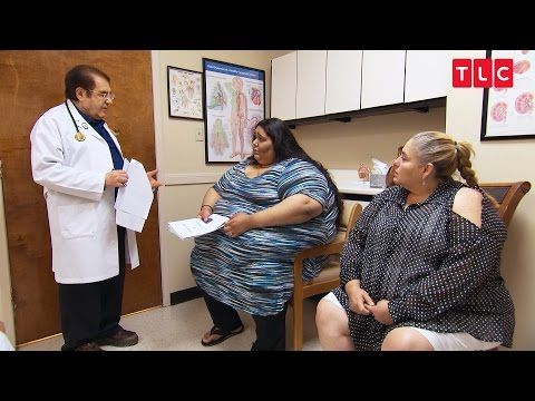 At Over 660-lbs, Ashley Learns the Risks of Bariatric Surgery | My 600-lb Life