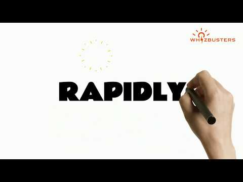 Rapidly meaning with examples in sentences