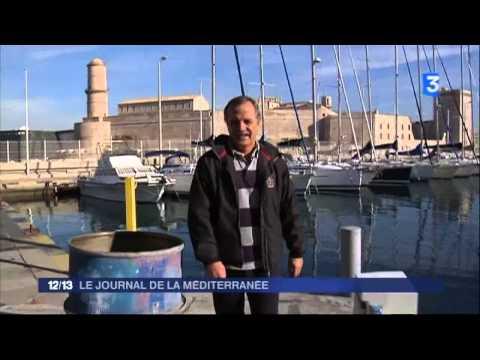 France 3 - Journal De La Méditerranée - Samedi 14 Décembre 2013