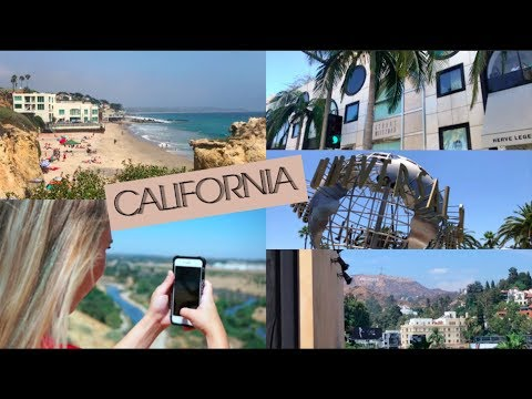 CALIFORNIA TRAVEL DIARY | 2017