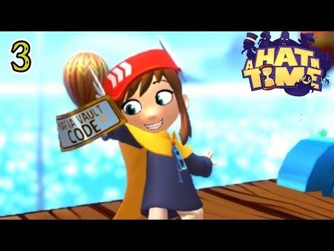 A Hat In Time! - I'VE GOT A GOLDEN TICKET! - Part 3