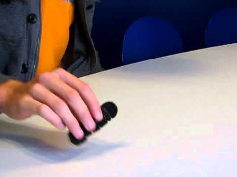 Cool und abgefahren: Fingerboarding