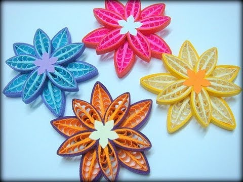 Crafts To Make With Paper Step By Step