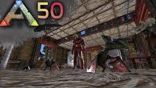ARK: SURVIVAL EVOLVED E50 - Mammal & Dino Breeding & Mosasaur! | Docm77 [1080p]