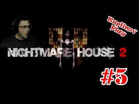 ч1.Глава-1.Прохождение игры Evilnessa:Nightmare house-Страшнааа!!!