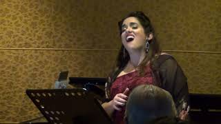 Amy Beach - From Browning Songs Op 44 - Megan Barrera and Joao Paulo Casarotti
