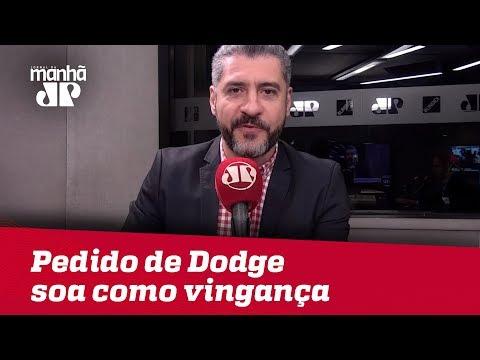 Bruno Garschagen: Pedido de Dodge sobre decreto de armas soa como vingança
