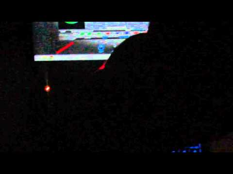 how to turn on alienware keyboard lights