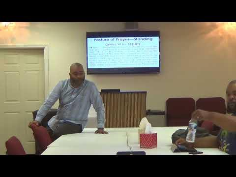 First Fellowship Charlotte's 4/18/18 Evening Biblee Study