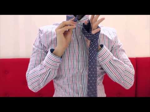 Wrap it Up! Tying a Tie in 5 Seconds