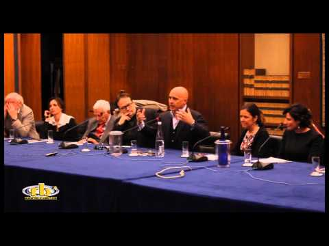 Il giudice meschino, Conferenza stampa, RB Casting