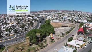Viacrucis San Ignacio de Loyola Tomas drone