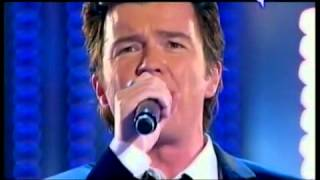 Rick Astley- Together Forever - Live  2010 (dance)