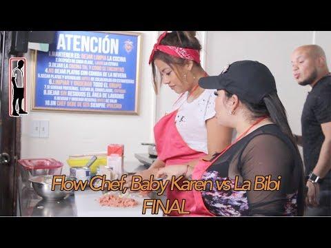 Flow Chef, Baby Karen vs La Bibi -FINAL - Da Flow Internacional