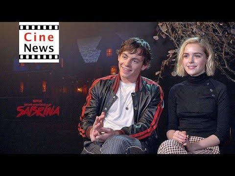 The Chilling Adventures of Sabrina – : Kiernan Shipka & Ross Lynch