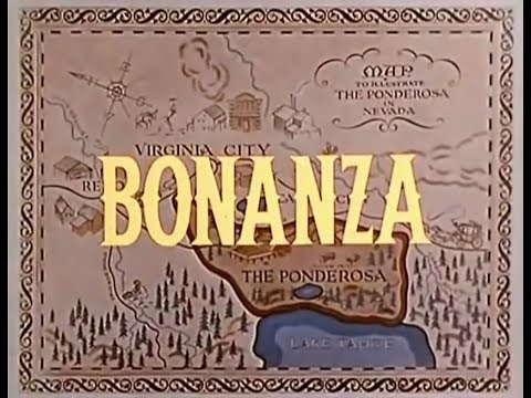 Bonanza Intro (Musik Mit Deutschem Liedtext)