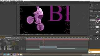 Как создать Стоп-кадр  в редакторе  AE CS6
