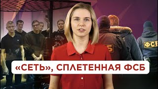 Что такое дело «Сети»   Настя Ольшанская