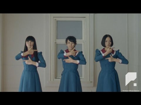 [MV] Perfume「Spending all my time」
