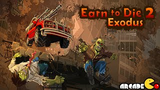 Earn to Die 2 Exodus: ALL Vehicles MAX Level Completed Walkthrough