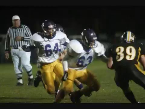 Orangeville Broncos Football 2008