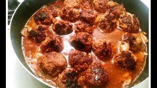 Meatballs In Mushroom Gravy Recipe