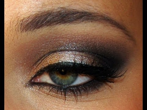 naked 2 tutorial romantic smokey eye youtube. Black Bedroom Furniture Sets. Home Design Ideas
