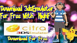 How To Download Citra For 32 Bit With High FPS[Citra 32 Bit]