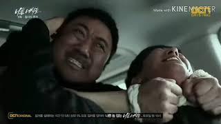 악역들이 불쌍해 지는 영화 마동석의 폭행 모음 TOP5