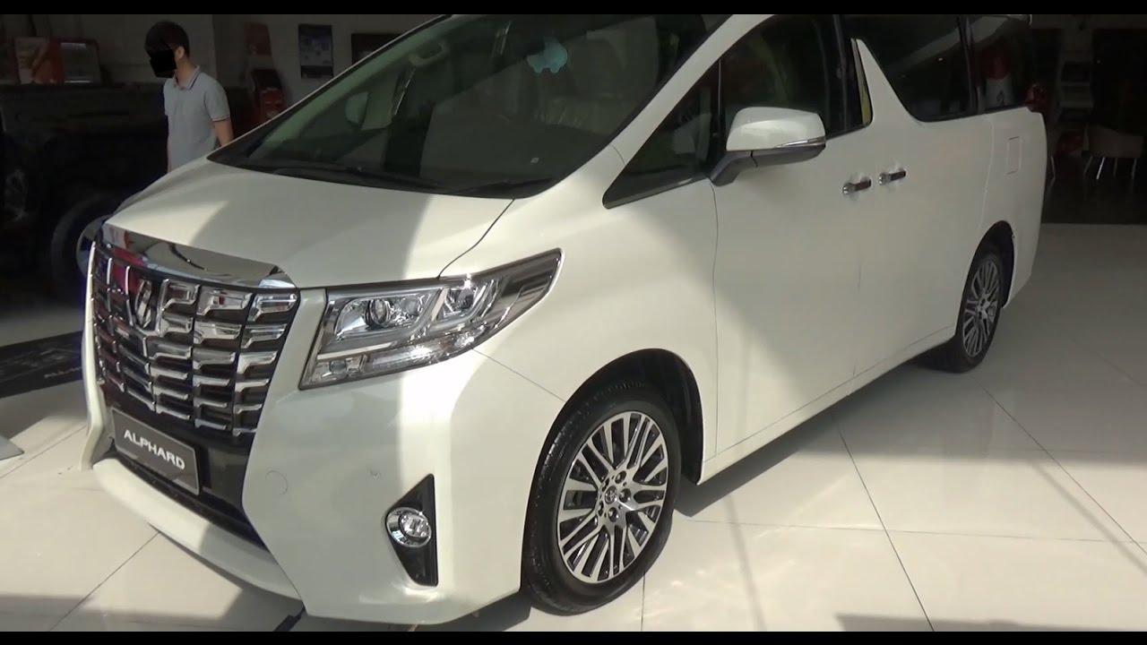 All New Alphard 3.5 Q Toyota Grand Avanza 2018 3 5 2017 Exterior Interior Youtube
