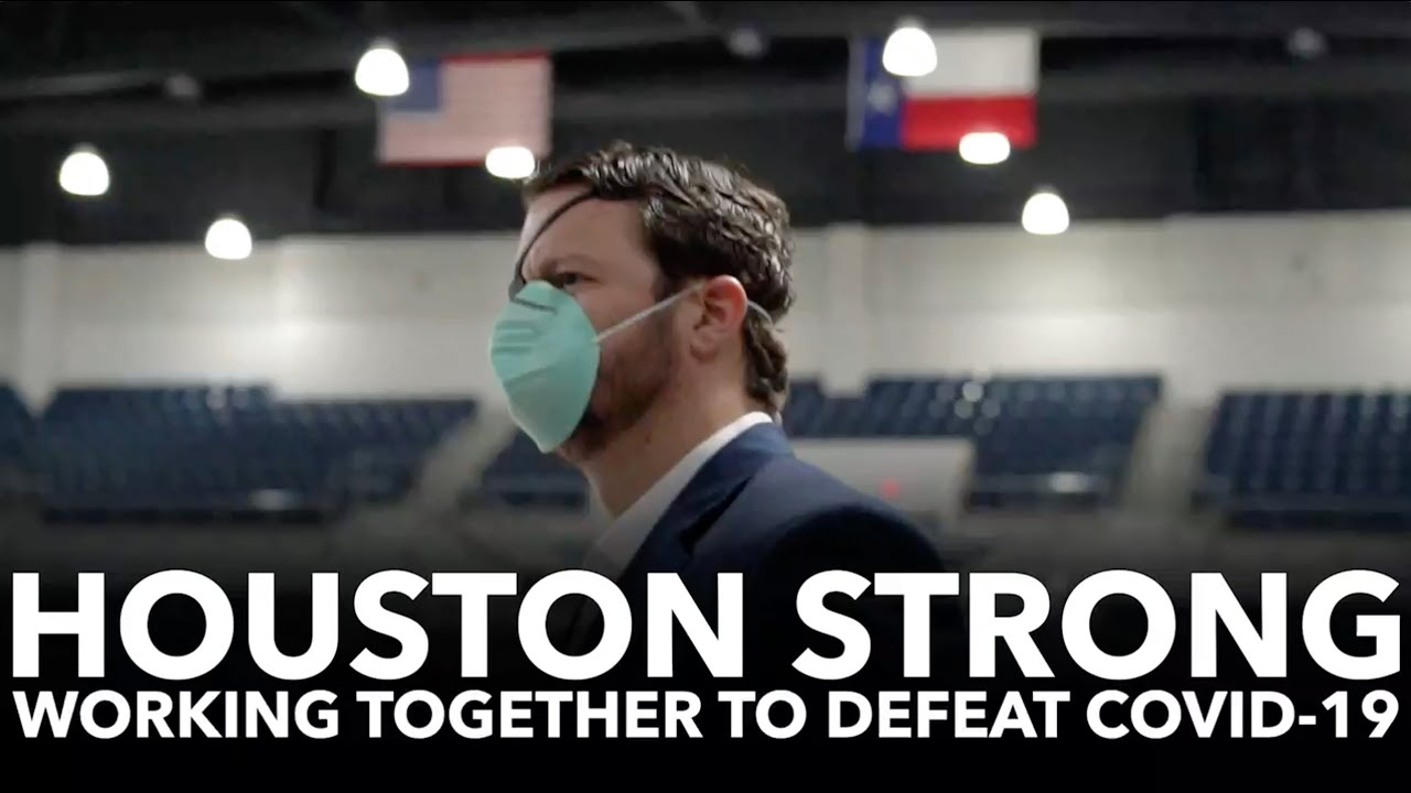 Houston Strong: Working Together to Fight COVID-19