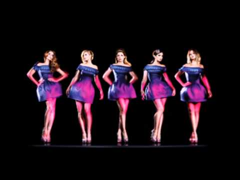 Girls Aloud - On The Metro [Full Song] [TEN - The Greatest Hits Album]