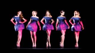 Girls Aloud - On The Metro [Full Song] [TEN - The Greatest Hits Album]