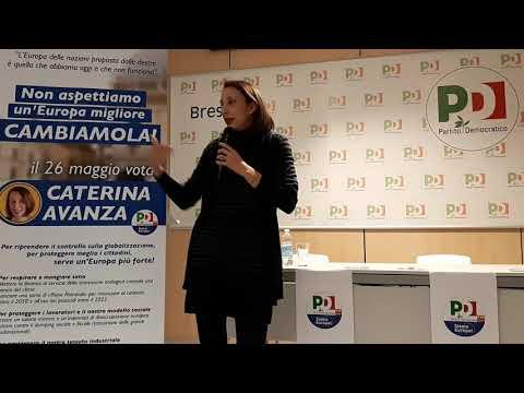 Caterina Avanza un'Europa Migliore? Cambiamola
