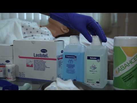 Подготовка к процедуре взятия крови из вены