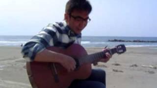 久々にいい天気なので海にきました! 今(2010年4月26日)こちらは桜が...