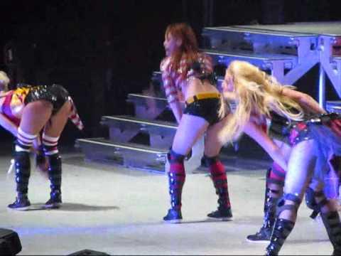 Pussycat Dolls Concert Bottle pop
